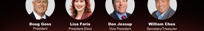 Doug Goss Installed as President of Santa Clara County Association of REALTORS®