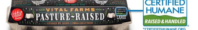 Humane Farm Animal Care Congratulates Vital Farms on its Record Setting IPO