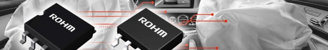 ROHM's New Faster 125°C Operation Compatible EEPROMs Extend Service Life