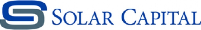 Solar Capital Ltd. Announces Quarter Ended June 30, 2020 Financial Results; Declares Quarterly Distribution of $0.41 Per Share for Q3, 2020
