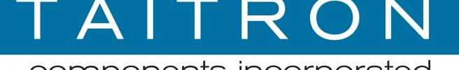 Taitron Announces Quarterly Cash Dividend Increase of 14.3%